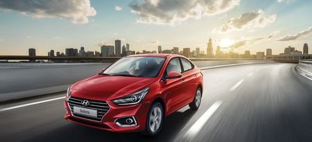 Выгода на Hyundai SOLARIS